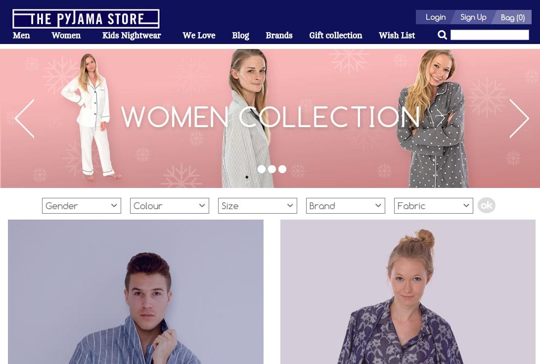 the-pyjama-store